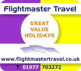 Flightmaster Travel Advert