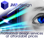 JMP Design - Web Design, Graphic Design and Logo Design - Leeds and Bradford
