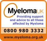 Myeloma UK Advert